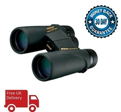 Nikon 12x42 Monarch ATB Binocular- Black 7296 (UK Stock)