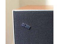 Bang & Olufsen Beovox 3800 Speakers B&O Hi Fi Speakers