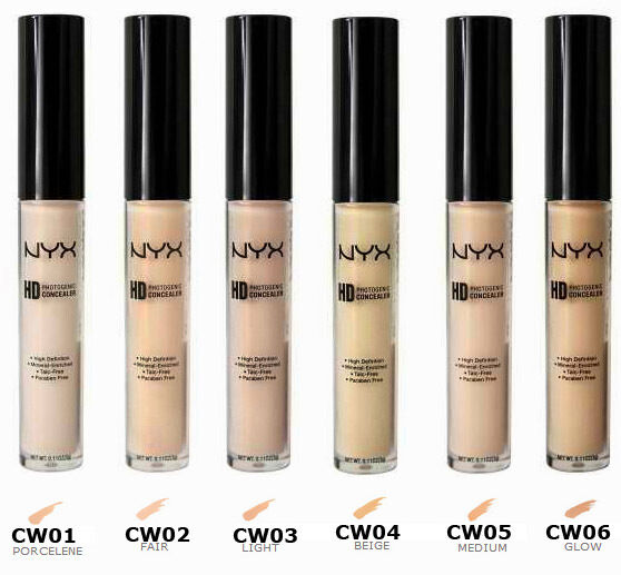 Nyx cosmetics concealer wand lavender 3g ebay - Nyx concealer wand yellow ...