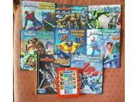 Marvel Avengers Story Reader