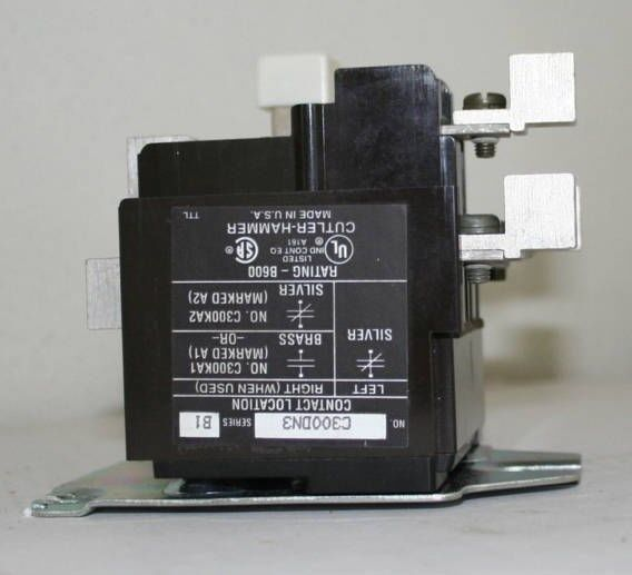 Cutler-Hammer C300CN1 Citation 30A S1 Overload Relay