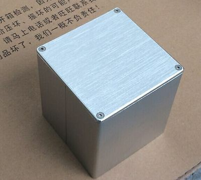 -  90*90*100mm DIY aluminum Transformer Cover Case Box protect cover
