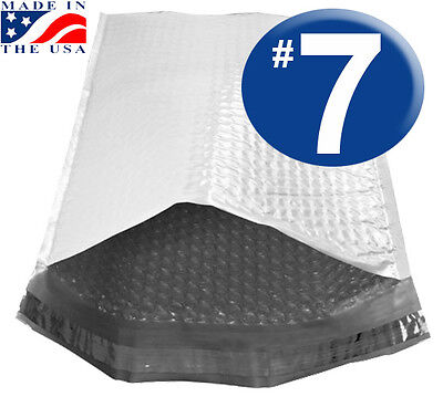 Size 7 14.5x19 Poly Bubble Mailers - Now Even Stronger