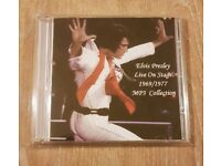 ELVIS PRESLEY - Live On Stage 1969/1977 MP3 Set.