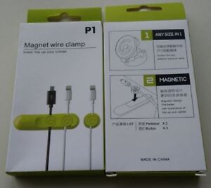 great father's day gift - magnetic cable organizer