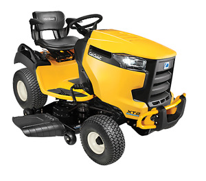 All Cub Cadet Lawn and Garden Equipment - 0% Financing O.A.C!