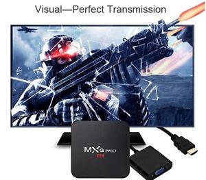 MXQ ★PRO★ TV BOX the LATEST TV box FULLY loaded for JUST $79.99