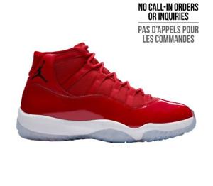 Jordan 11  Win like 96  size 12