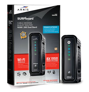 Motorola SBG6580 cable Modem - Refurbished