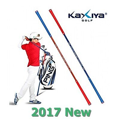 2017NEW Kaxiya 2WAY POWER STICK GOLF SWING TRAINING AID STICK POWER SPEED RHYTHM