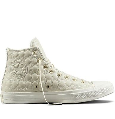 Converse Chuck Taylor All Star II Egret Men's Fashion Shoes Size 8.5