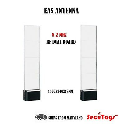 Anti-theft 8.2mhz Checkpoint Compatible Security Antenna System Ui3007