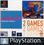 Wipeout 3 / Destruction Derby 2 (double pack) (PlayStatio...
