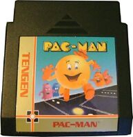 Pac-Man (Tengen) NM Cartridge NES Nintendo