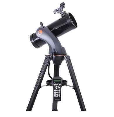 Celestron   Nexstar 114Gt Newtonian Computerized Telescope   In Box   22098   Vg