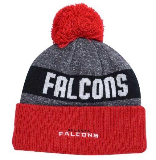 NEW ERA 2016-17 SPORT KNIT NFL Onfield Sideline Beanie Winter Pom Knit Cap Hat