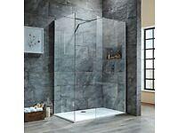 Wetroom Shower Enclosure Bundle WAS £430 NOW £349