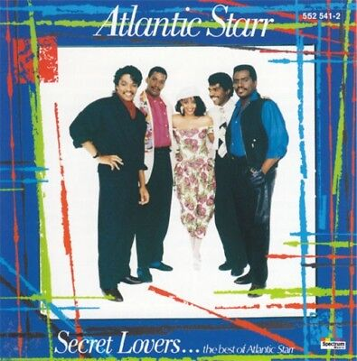 Atlantic Starr - Secret Lovers Best Of -  New