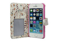 iPhone 5s Cream Birds cover - Brand New in retail packaging
