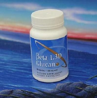 Transfer Point Beta-1 3-D Glucan 500mg - 60 Capsules Direct from Transfer Point