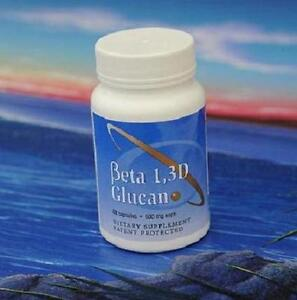 Beta-1, 3-D Glucan 500 Mg 60 Caps - Transfer Point