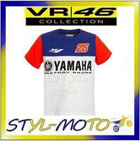 T-shirt Maglia Ragazzo Ufficiale 2017 Maverick Vinales Mvk25 Moto Gp Tg 11/12 -  - ebay.it
