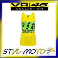 Canotta Donna Ufficiale 2017 Valentino Rossi Vr46 The Doctor Moto Gp Tg S Mod. 3 - valentino - ebay.it