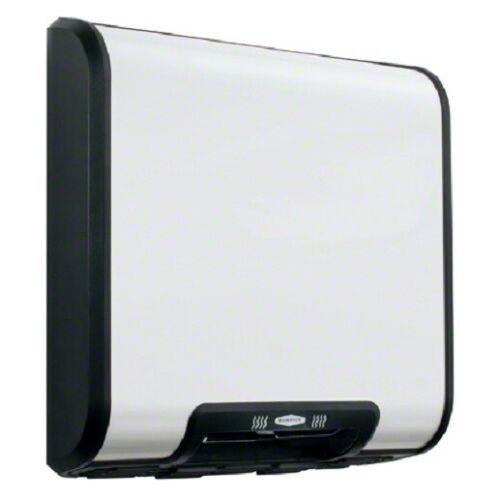Bobrick 7120 TrimLine Surface-Mounted ADA Hand Dryer, White, 115V