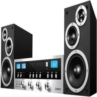 ❤ Cd Stereo Modus operandi Bluetooth Home Speaker Innovative Technology Mp3 Fm Radio Aux