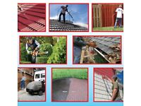 POWER WASHING/ GUTTERING/ SPRAY PAINTING/ /CLEANING / TREE FELLING/ GARDENING