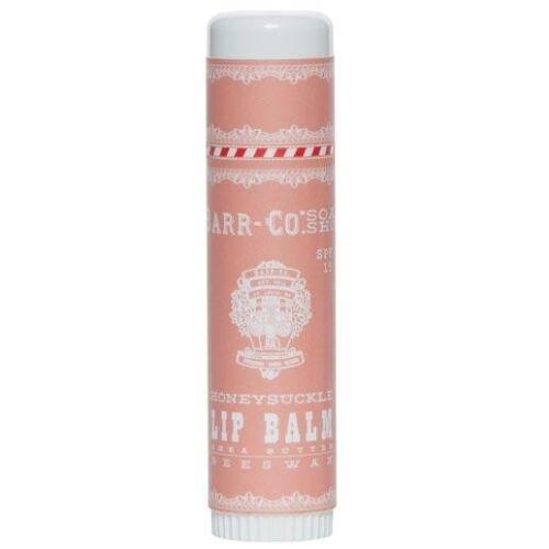 Barr Co. Lip Balm SPF 0.5 Oz. - Honeysuckle