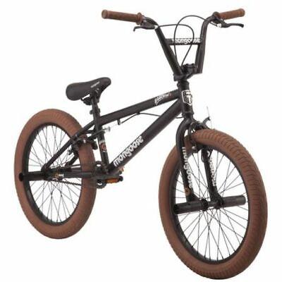 "New Mongoose 20"" Boys Mens Freestyle BMX Bike Lightweight Strong Steel Frame"