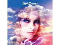BBC 6 Music Goldfrapp / Sparks ticket, swop for 2 day tickets Sat / Sun