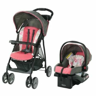 Graco LiteRider LX Lightweight Safety Tested 2 Piece Travel