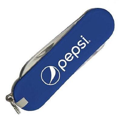 PEPSI Royal Blue POCKET KNIFE (6 Function) - 2 1/4