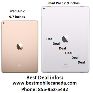 iPad PRO from 629$ and more Edmonton
