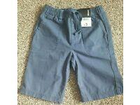 Boys new shorts age 4 - 5