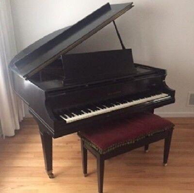 Grand Baby Grand Baldwin Baby Grand Piano