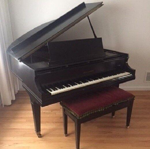 """Baldwin M (52"""") Baby Grand Piano"""