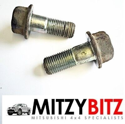17MM BRAKE CALIPER SUPPORT CARRIER BOLTS for MITSUBISHI L200 2.5 DID 2006-2016