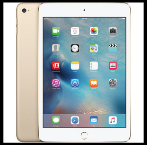 Ipad Mini 2 - 64GB Gold /white Kerrisdale