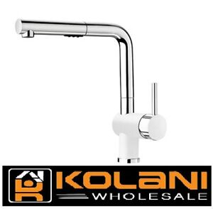 Blanco 403846 Posh Pull Out Dual Spray Kitchen Faucet