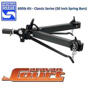 NEW Hayman Reese 600lb 275kg Weight Distribution Hitch 30