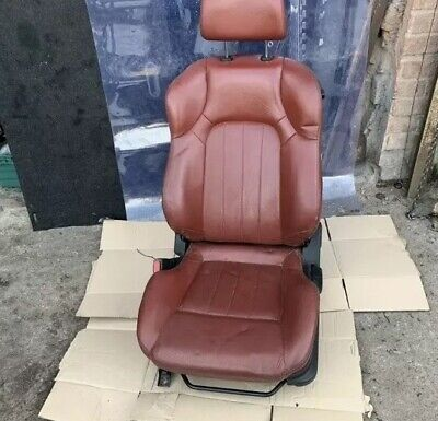 Hyundai coupe siii (2006) Passenger-Side Front Leather Seat & Buckle