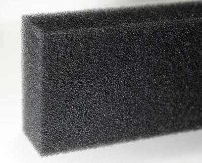 ALL SIZES Foam Sponge Block Filter for Aquarium Sump Refugium Wet-dry Filtration