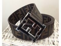 NEW FENDI OR LV BELT - NEW WITH TAGS - NOT PRADA ARMANI VERSACE