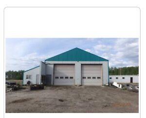 Garage/shop for rent