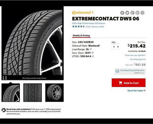 Looking To Buy Tires
