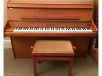 Bentley Compact Upright Piano