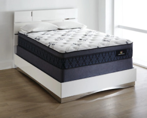 Serta Perfect Sleeper® Watson Firm Euro-Top King Mattress Sale